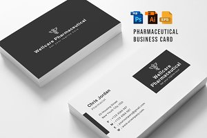 Pharmaceutical Business Card