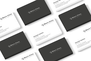 Neuro Clinic Business Card