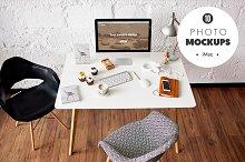 work space mock