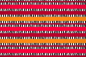 Colorful stripes geometric pattern