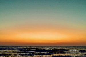 summer fresh dusk