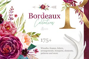 Bordeaux. Vibrant Collection.