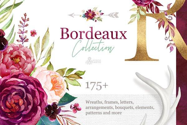 Bordeaux. Vibrant Collection.