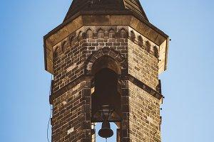 Belltower of an old church