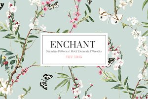 Enchant, Elegant & Exquisite!