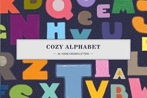 COZY ALPHABET