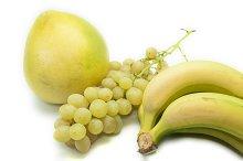 set fruits
