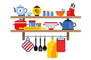Cooking and restaurant equipment on