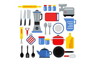 Kitchen equipment for cooking