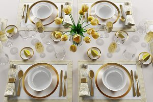 table setting 08