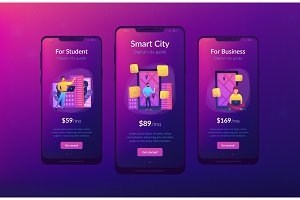 Digital city guide and smart city