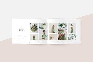 Ginkgo Brochure Template