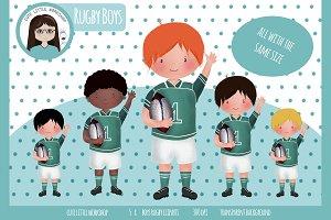 Rugby Boys