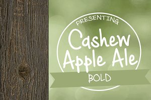 Cashew Apple Ale Bold
