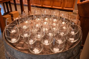 Wine tasting in famous Niagara Winer