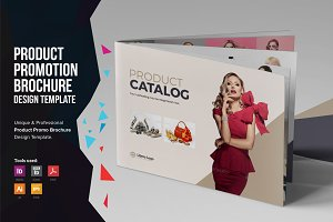 Product Promotion Brochure Catalog