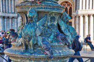 Venice Saint Marco Square