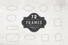 Vintage Frames Volume 1