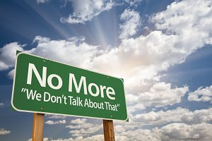 No More - We Don't Talk About That