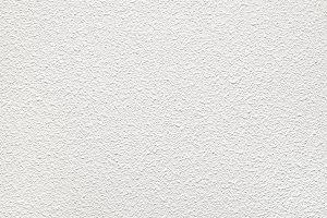 painted wall with white drop texture