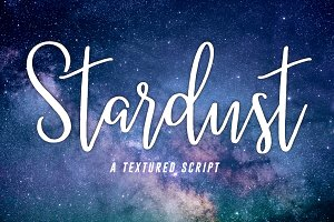 Stardust Script Font