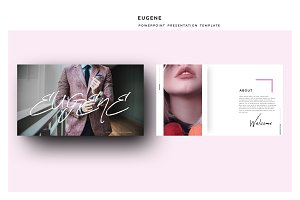 EUGENE PowerPoint Template