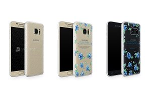 Samsung Galaxy S7 UV TPU Case