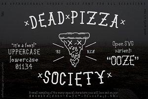 Dead Pizza Society