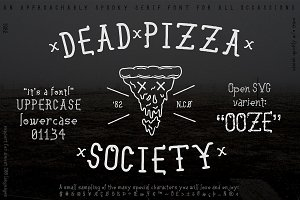 Dead Pizza Society