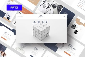 Arty - Powerpoint