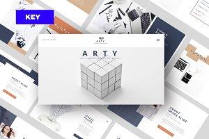 Arty - Keynote
