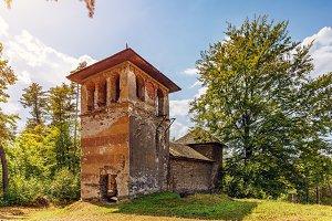 Old hunter pavilion