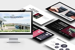 Bruto : Real Estate Google Template