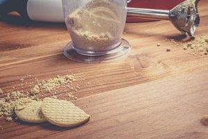 Beater cookies