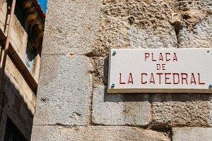 Place de la Catedral, Girona
