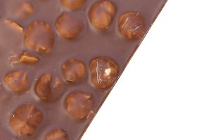 Chocolate perfect sweet milk backgro