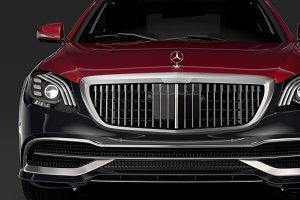 Mercedes Maybach S 560 4Matic X222