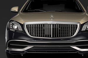 Mercedes Maybach S 560 X222 2019