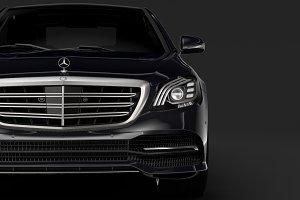 Mercedes Benz S 400 d Lang 4MATIC