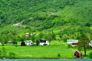 Landscapes of Norway