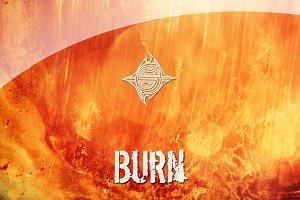 15 Textures - Burn