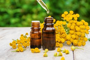 tansy medicinal extract, tincture, d