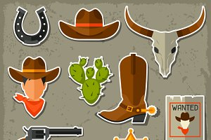 Wild west backgrounds.