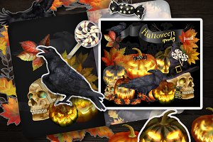 Hallowen pack #2