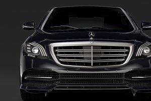 Mercedes Benz S 300 Bluetec Hybrid
