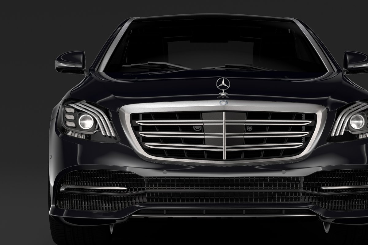 Mercedes Benz S 300 Bluetec Hybrid
