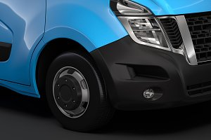 Nissan NV 400 L4H3 MiniBus 2018