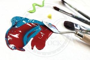 Paint Prep Mixing