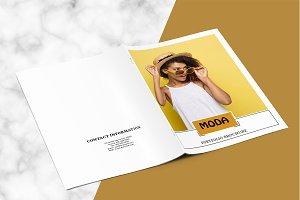 Portfolio Brochure - V821
