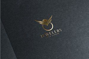 Jewelry Rings Logo